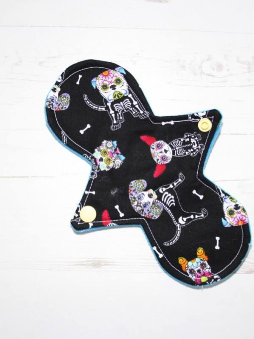 "8"" Regular Flow cloth pad 