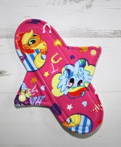 9-inch-Regular-Flow-cloth-menstrual-pad-My-Little-Pony-Pink-Cotton-Jersey-and-Pink-Microfleece-Luna-Landings-Sub_2