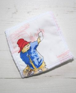 Paddington Make-up remover wipes - set of 5