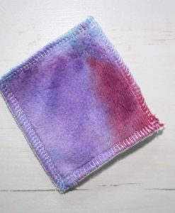 Mixed Plush Make-up remover wipes - set of 5