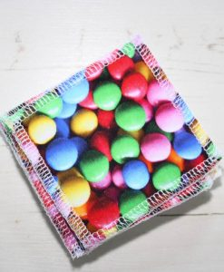 Smarties Make-up remover wipes - set of 5