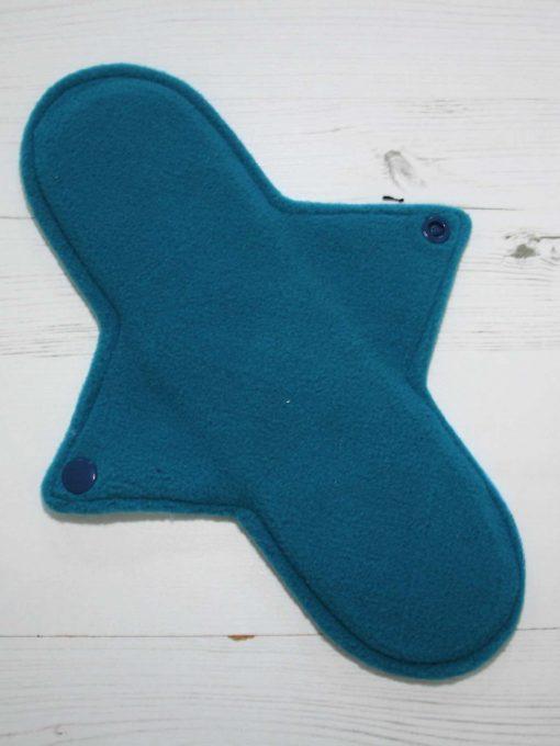 10″ Heavy Flow cloth pad   Magic Skies Luna Cotton Jersey   Blue Wind Pro Fleece   Luna Landings   Sub