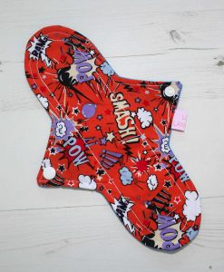 "10"" Liner cloth pad 