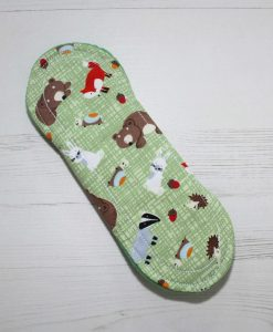 8-inch-Liner-cloth-menstrual-pad-Forest-Critters-Cotton-and-Green-Wind-Pro-Fleece-Luna-Landings-Sub_5.jpg_5-scaled