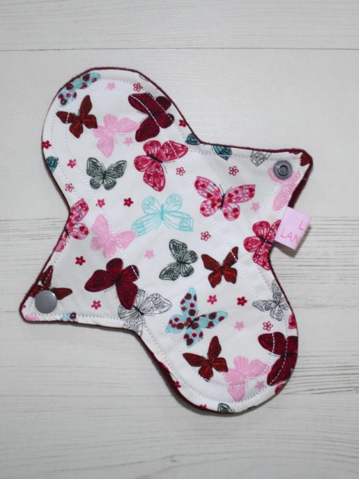 8-inch-Liner-cloth-menstrual-pad-Vivid-Butterflies-Cotton-and-Burgundy-Wind-Pro-Fleece-Luna-Landings-Sub_1.jpg_1-scaled