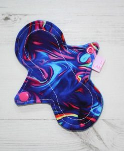 "6"" Liner cloth pad 