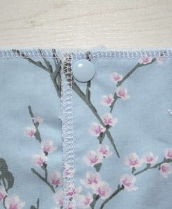 Blue Blossom - Reusable Kitchen Roll - Set of 8