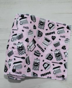 Barista Pink - Reusable Kitchen Roll - Set of 6