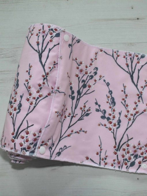 Pink Blossom - Reusable Kitchen Roll - Set of 8