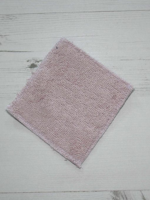 Lilac Blossom Make-up remover wipes large - set of 5