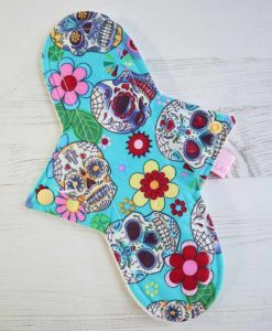 "10"" Light Flow cloth pad 