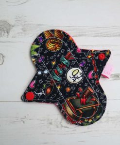 "6"" Light Flow cloth pad 
