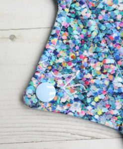 "12"" Overnight Extra Heavy Flow cloth pad 