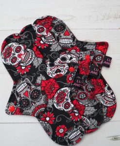 "Cloth Pad Starter Set - 3 x 10"" Regular Flow 