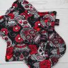 """Cloth Pad Starter Set - 3 x 10"""" Heavy Flow 