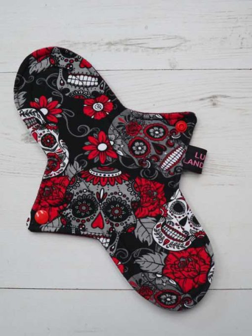 "Cloth Pad Starter Set - 3 x 10"" Heavy Flow 